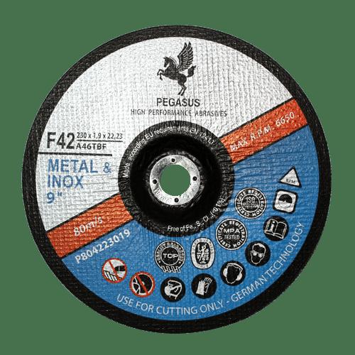 Δίσκοι κοπής μετάλλου
